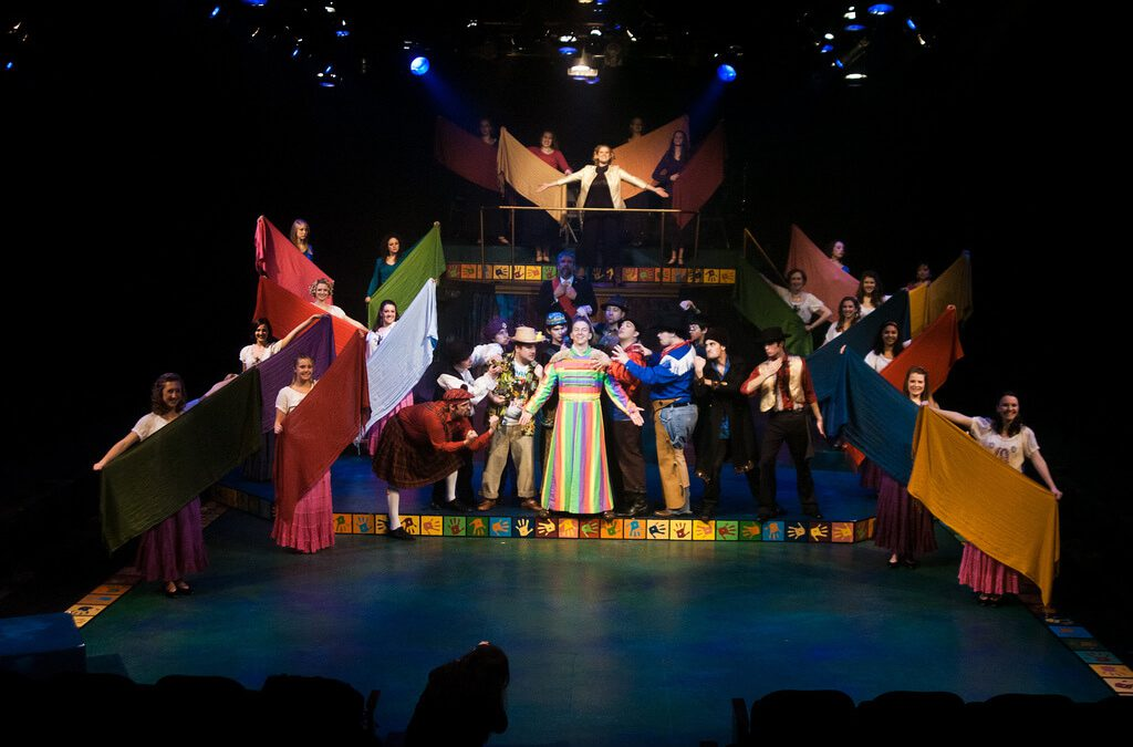 Joseph & the Amazing Technicolor Dreamcoat 2009