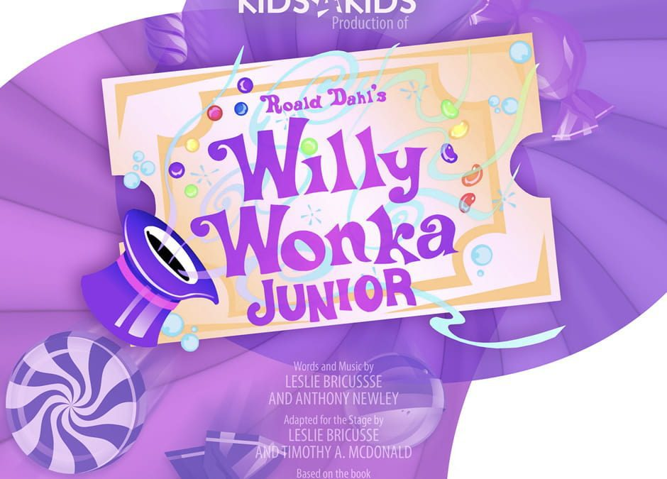 Bring your golden ticket to Willy Wonka Jr. at EPAC