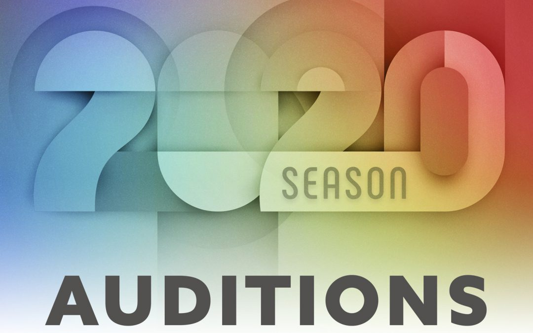 EPAC's 2020 Season Auditions!